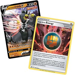 Single Strike - Urshifu V - Pokemon Codes