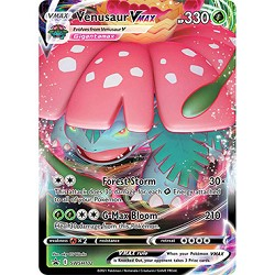 Venusaur VMAX - Pokemon Codes